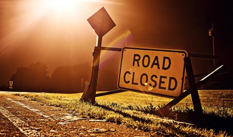 Railroad Work Will Cause Road Closure near Bridger Valley