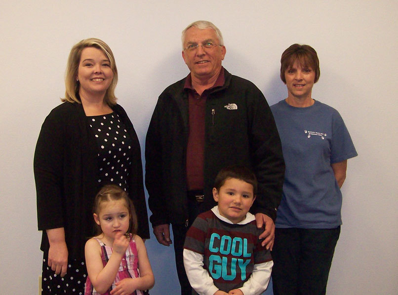 Rocky Mountain Power Foundation grant assists in purchasing hearing equipment