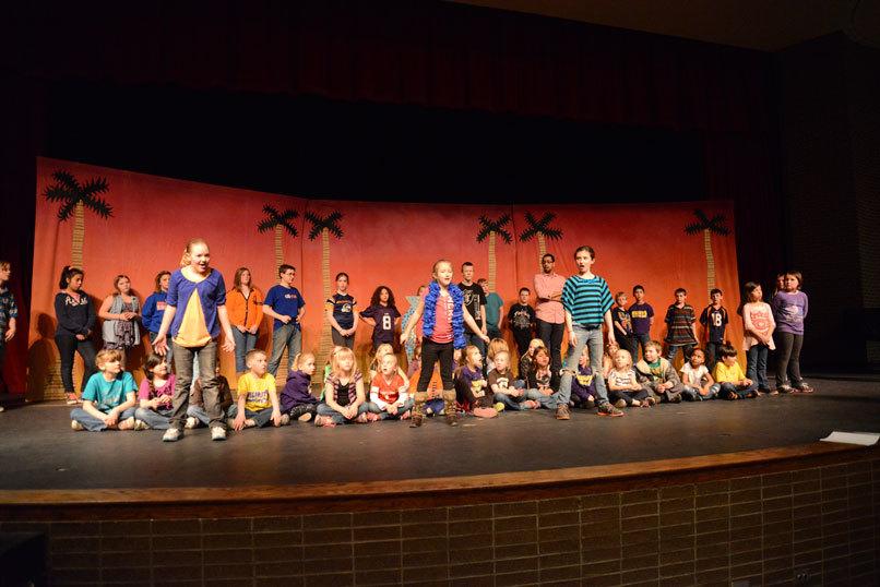 Missoula Children's Theatre Presents ALADDIN