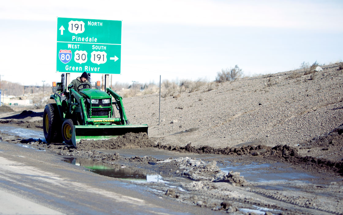 Rock Springs City Council Hears Snow Removal Report Tuesday