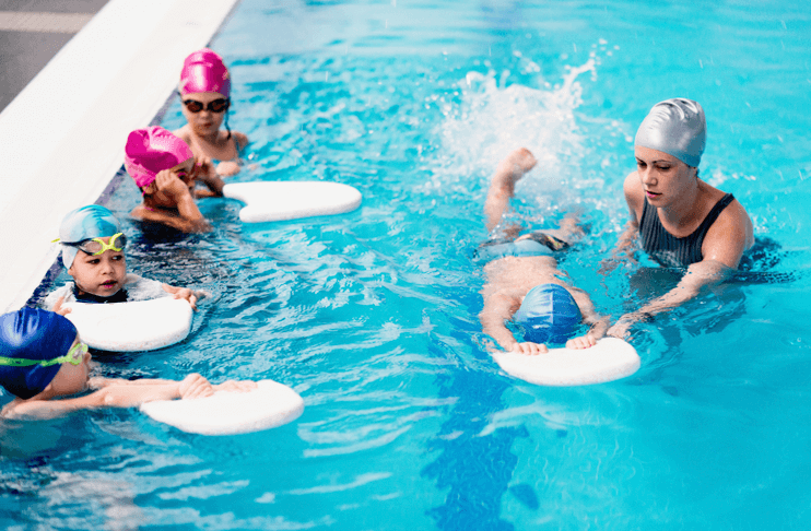 Become an American Red Cross Water Safety Instructor