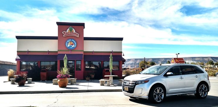 Taco Time Delivers: Order Fast & Fresh On-the-go