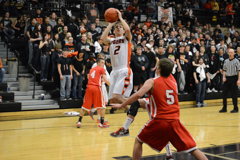 Lennon Spence has been named to 2014 Wyoming All-Star Basketball team