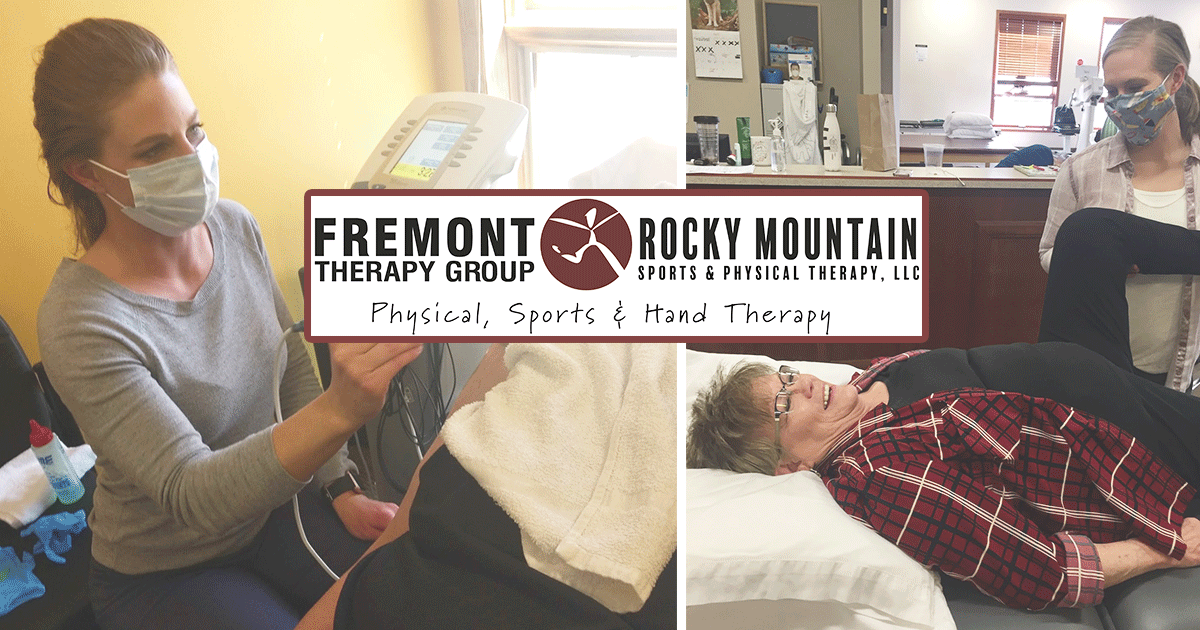 Pain and Injury Care with Telehealth at Fremont Therapy Group