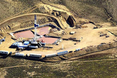 Two Prominent Wyoming Gas Drillers in Financial Peril