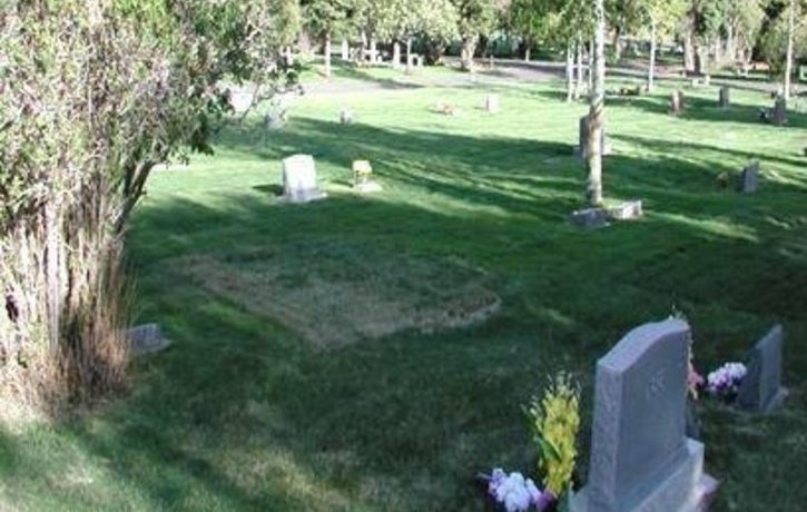 City of Green River reminding residents of annual cleanup at Riverview Cemetery