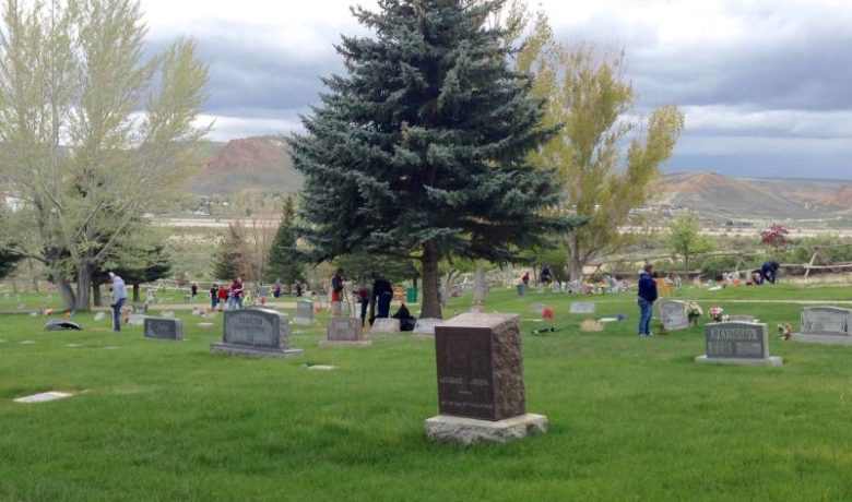 GR Parks and Rec Director Discusses Future Expansion at the Cemetery