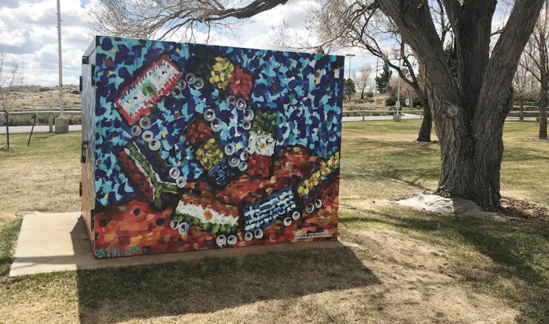 Calling All Artists: 10 Utility Boxes Need Artwork for Vinyl Wraps