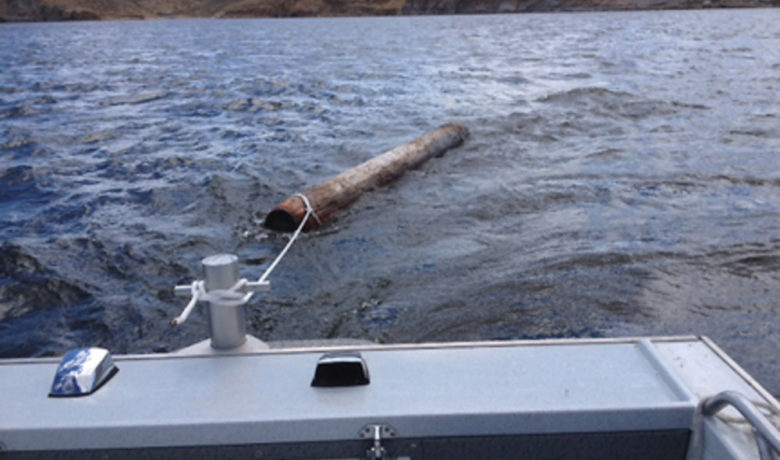 Sheriff's Office warns boaters about floating debris on Flaming Gorge