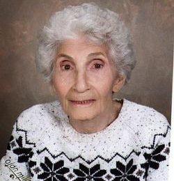 Angie Costantino (Jan. 9, 1919 – Oct. 27, 2014)