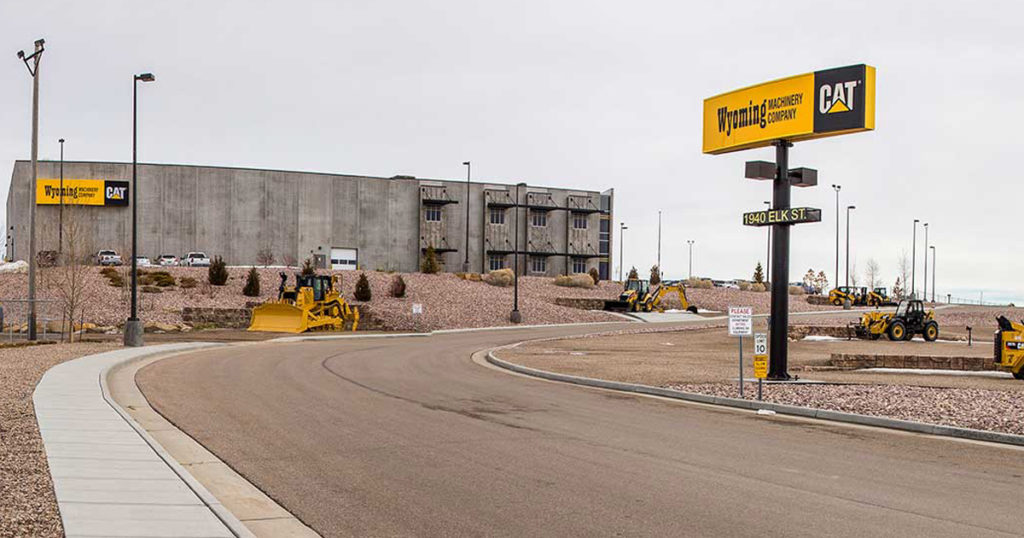 Wyoming Machinery Lays Off 13% of Workforce