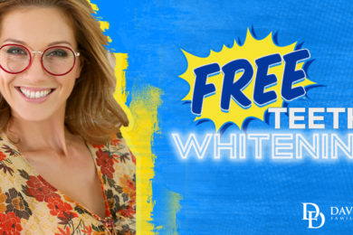 Win FREE Professional Teeth Whitening From Davidson Family Dental