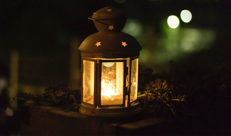 OPINION: Resident Wants to Know Who Steals Lanterns from the Cemetery