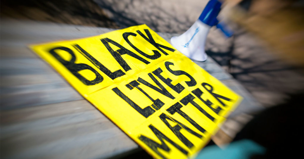 Locals to Protest Racial Injustice and Support Black Lives Matter