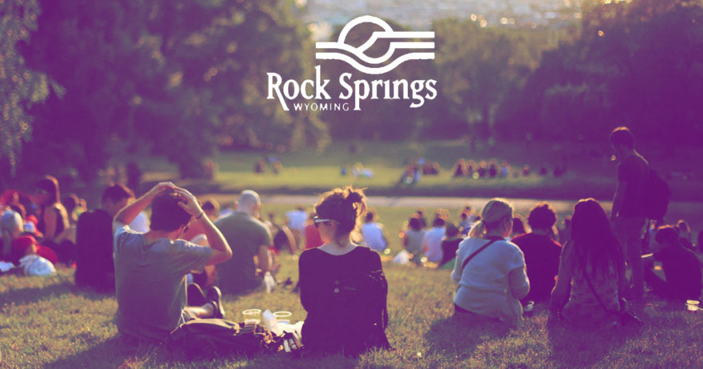 Comin' In Hot–Your Rock Springs Parks & Rec Weekly Event Update 7/05/20