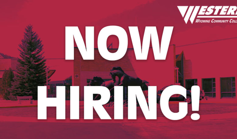 Join the Western Wyoming Community College Team!