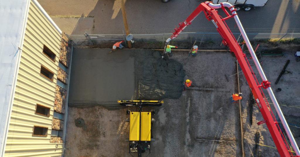 Bureau of Land Management's Aerial Firefighting Facility Project Progresses