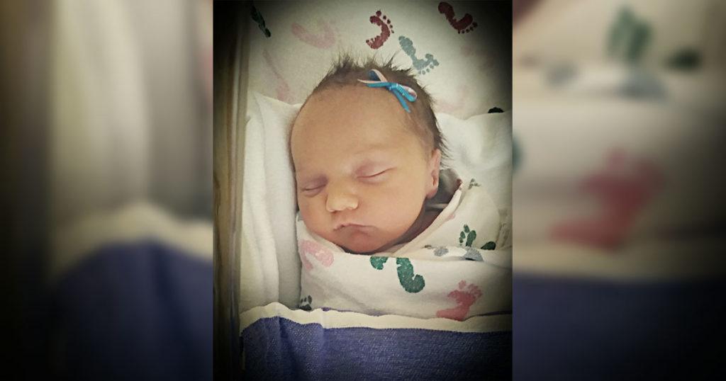 Birth Announcement: Breklynn Rose-Marie Sheridan