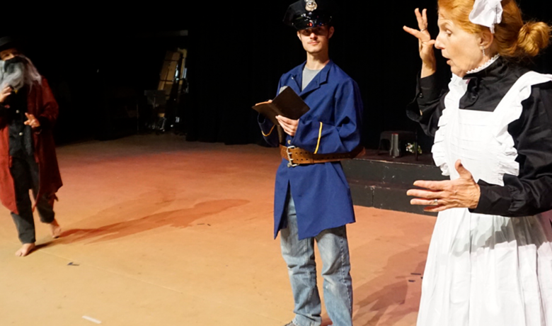 Watch a Free Performance by Wyoming Shakespeare Festival Company