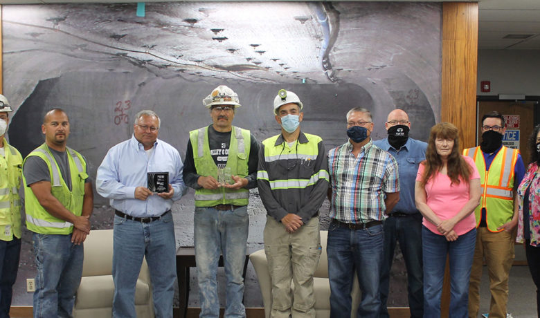 Tata Chemicals Employees Recognized for United Way Donations