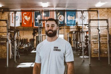 #HOMETOWN HUSTLE: Cooper Palmer | Iron Cowboy CrossFit