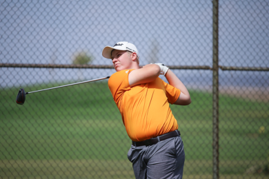 RSHS' Young Earns Second at 4A West Conference Golf Tournament