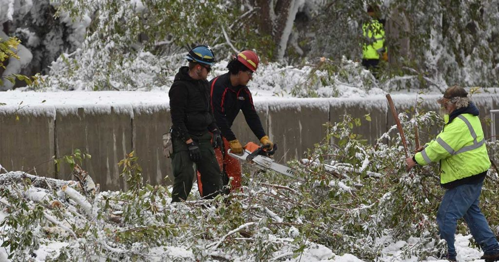 Green River to Declare a State of Emergency due to Late-Summer Storm Damage