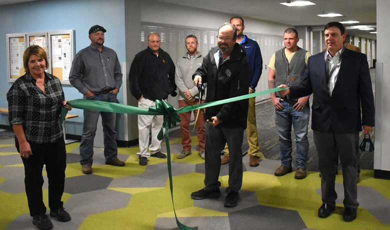 SCSD No. 2 Unveils New Renovations at Lincoln Middle School