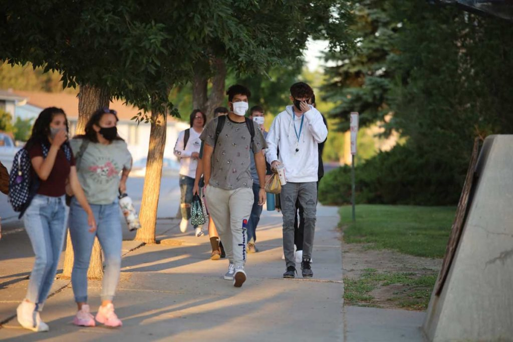 No Mask Requirement in SCSD No. 1 for 2021-2022 School Year