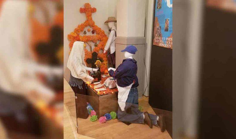 Día de los Muertos Exhibit now on Display at Sweetwater County Museum