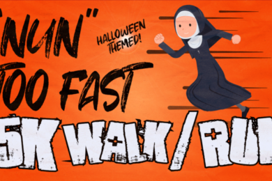 Nun too Fast 5K