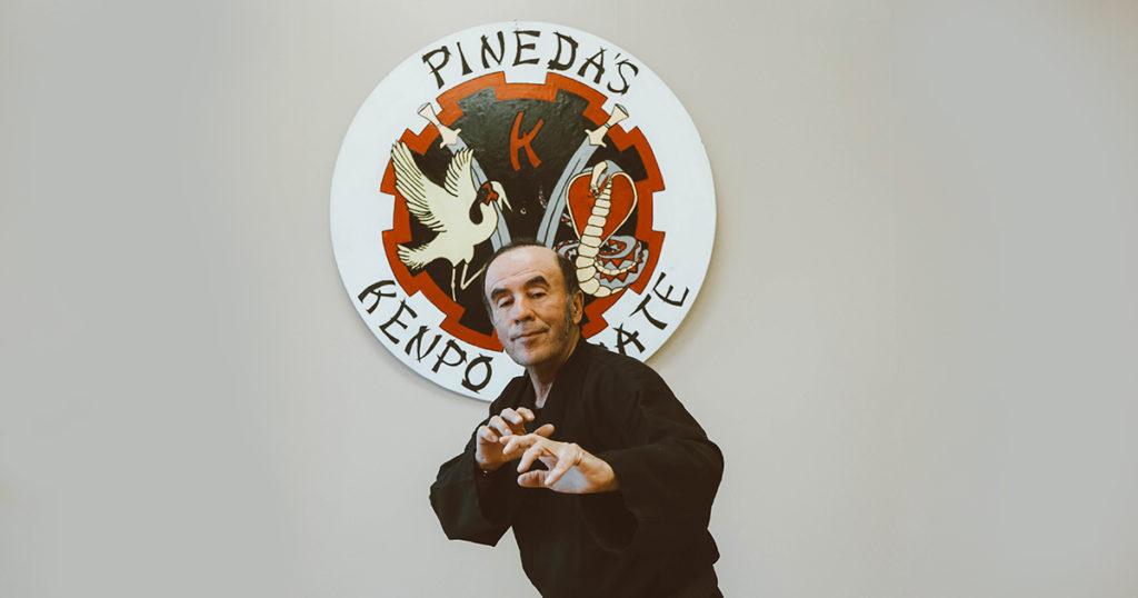 #HOMETOWN HUSTLE: Willie Pineda | Pineda's Kenpo Karate
