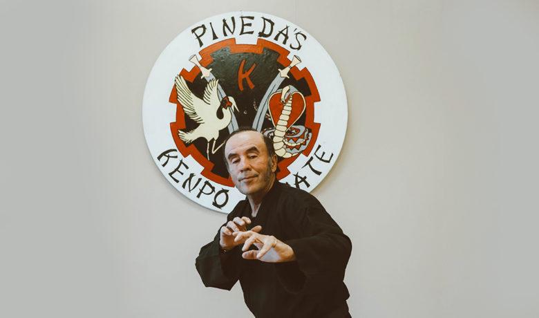 #HOMETOWN HUSTLE: Willie Pineda   Pineda's Kenpo Karate