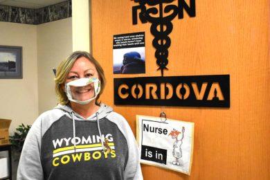 #WHYoming: Michelle Cordova, SCSD No. 2 School Nurse