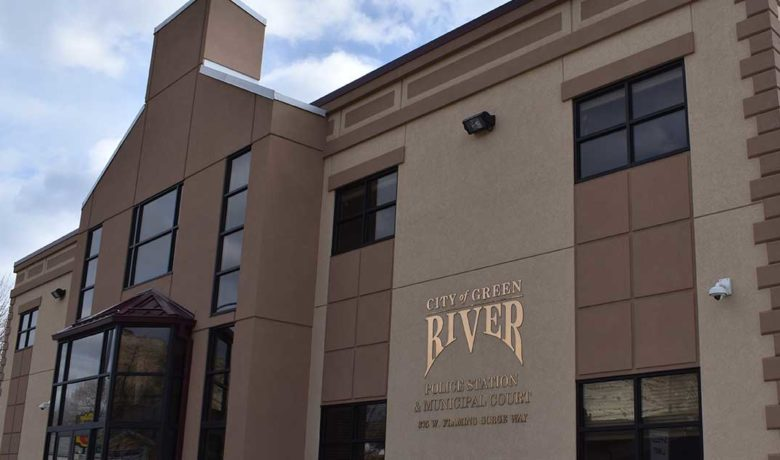 Green River Police Department Purchases In-Car Video Cameras