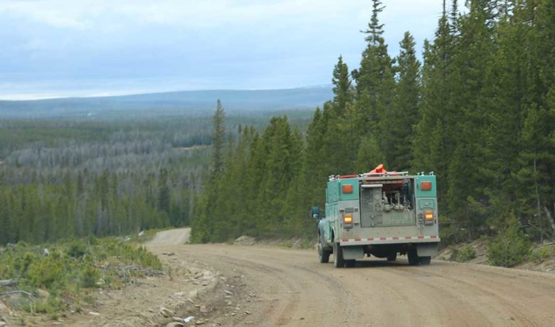 Mullen Fire Containment Continues to Increase