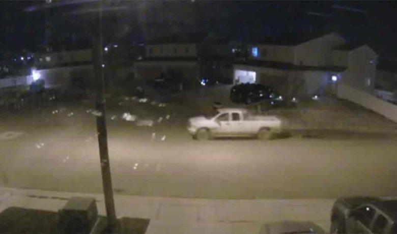 VIDEO: Rock Springs Police Department Investigates Stolen Vehicle