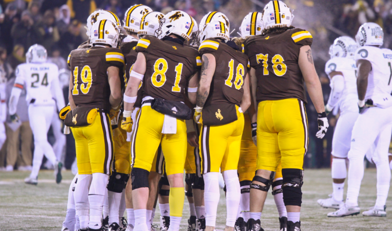 Game Time Changes for Wyoming, New Mexico Matchup