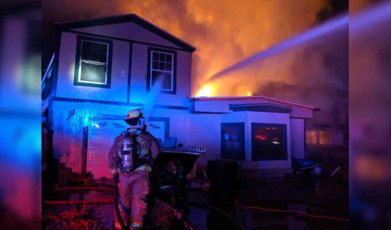House Fire Claims the Life of a Green River Woman