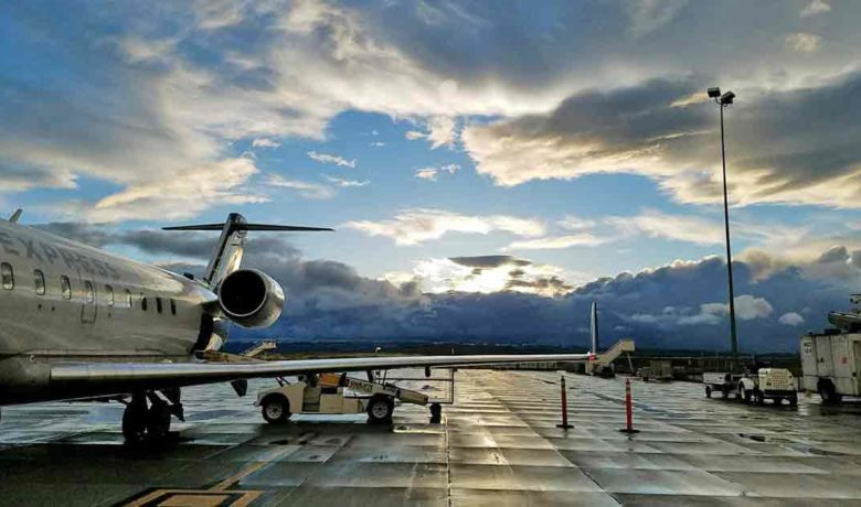 RKS: Estimated 175 Passengers Impacted by Airport Weather System Power Outage