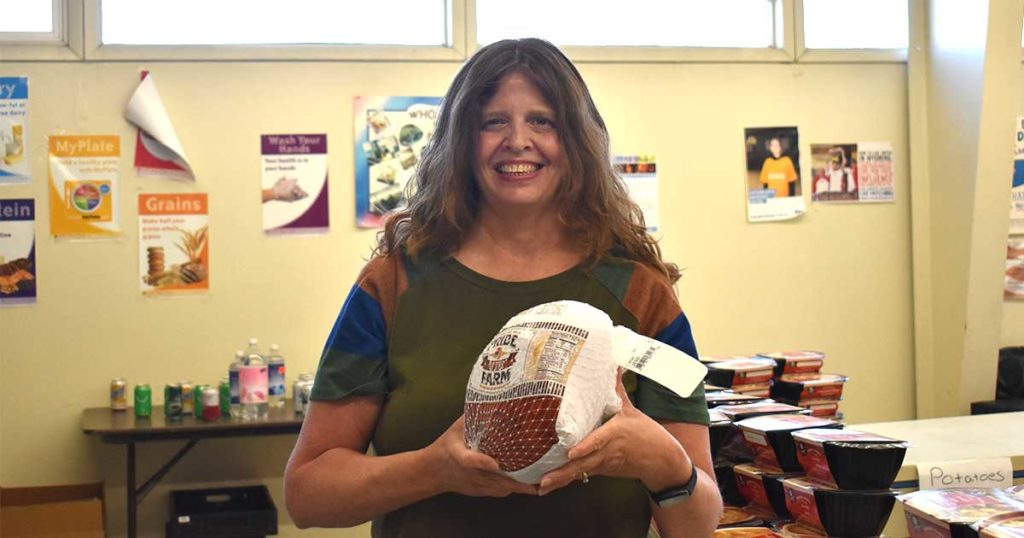 #WHYoming: Kathy Siler, Food Bank of Sweetwater County Director