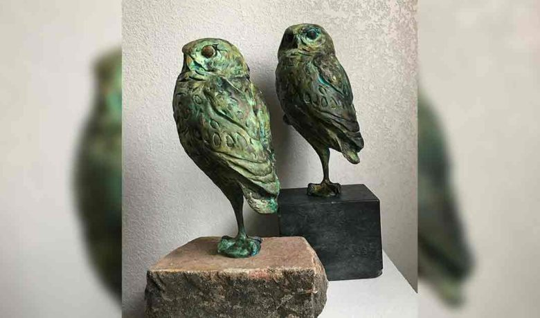 Pinedale Artist Shows Off Wooden Sculptures at CFAC