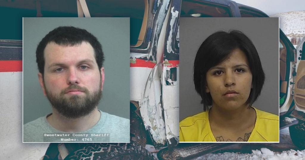 Arrests Made in Stolen Vehicle Pursuit
