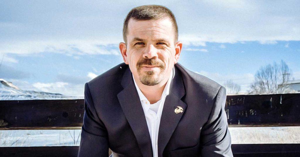 Green River's Marshall Burt Heads to the Wyoming Legislature With Historic Win