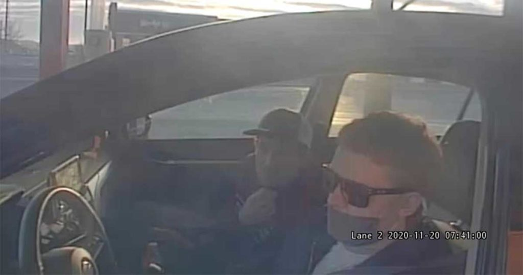 RSPD Seeks Public's Help Identifying Planet Fitness Theft Suspects