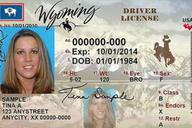 Wyoming License and Registration Hikes Would Generate Extra $7.23 Million Annually