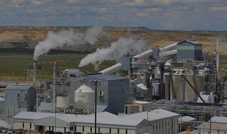No Injuries in Genesis Alkali Plant Fire; Investigation Underway