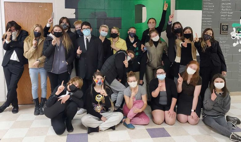 GRHS Speech and Debate Team Off to a Great Start This Season