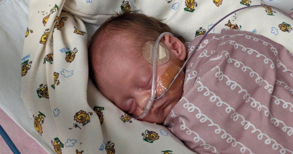 Birth Announcements: Freyja Anne Noel Williamson