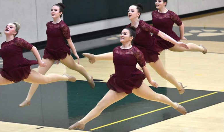 GRHS Dance Coach Awarded Coach of the Year; Dance Team Takes 3rd at State